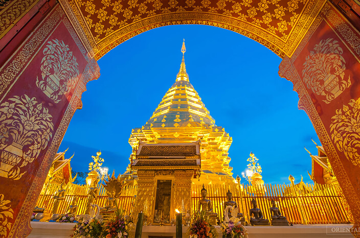Try not to go to Bangkok Melulu, come to see in Chiang Mai 2018
